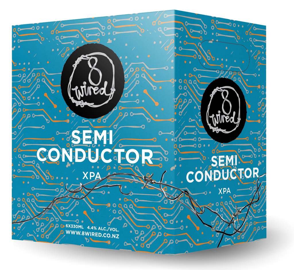 Semi Conductor - 8 Wired Brewing