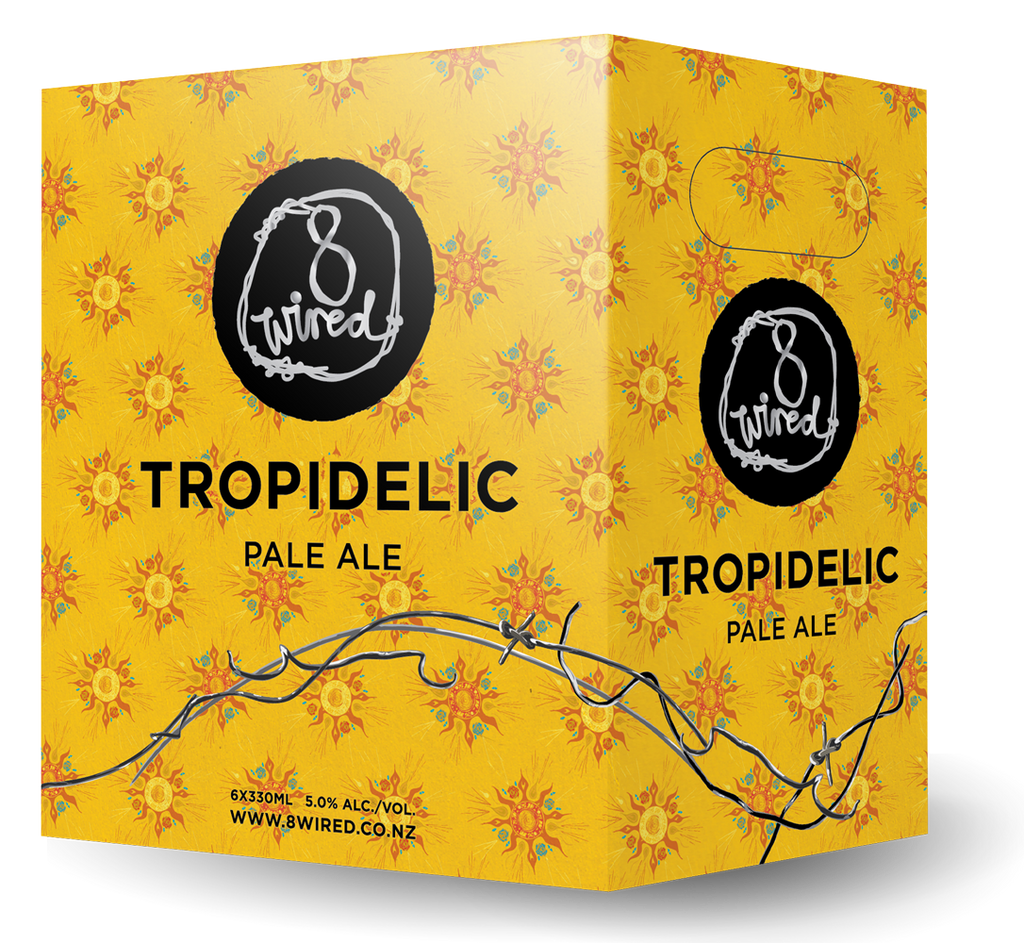 Tropidelic - 8 Wired Brewing