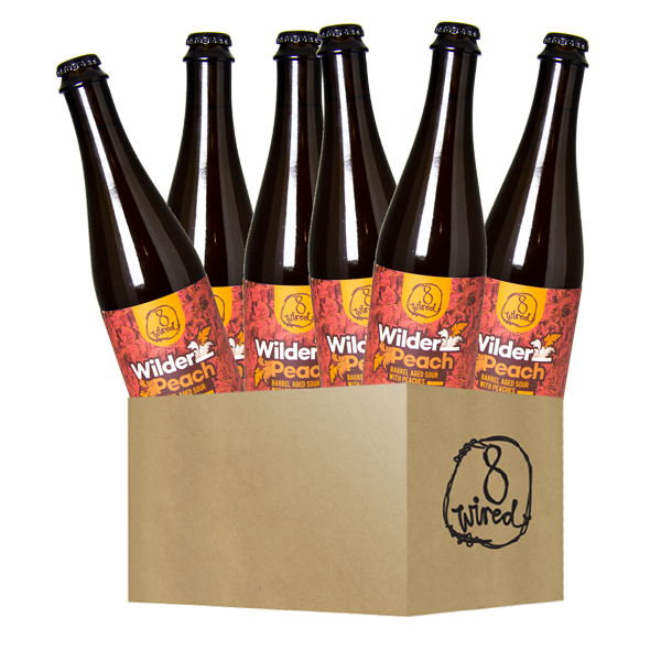 Wilderpeach 6 Pack - 8 Wired Brewing
