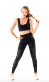 free shipping and returns on Shama Jade leggings