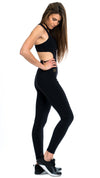 Shama Jade Evoke Jumpsuit: Black - Shama Jade | Women's Luxury Yoga Jumpsuits and Activewear