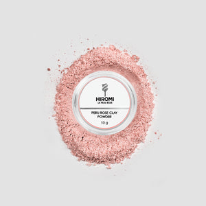 Peruvian Rose Clay Powder