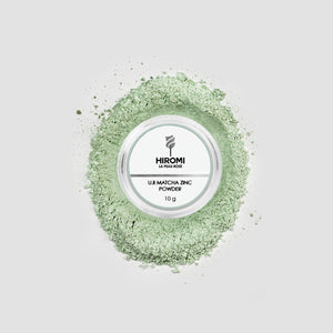 Uji Matcha Zinc Powder