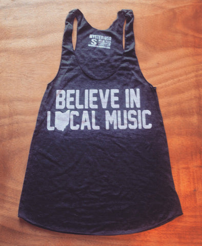 Women's Believe In Local Music Tank