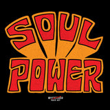 Soul Power Rock Tee - Mysterioso Rock Art