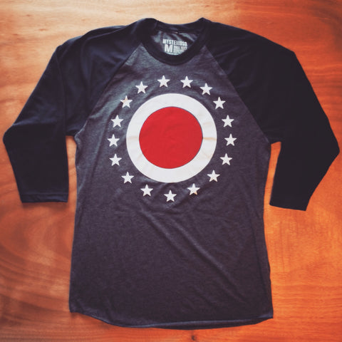 "The Union ""O"" Raglan"