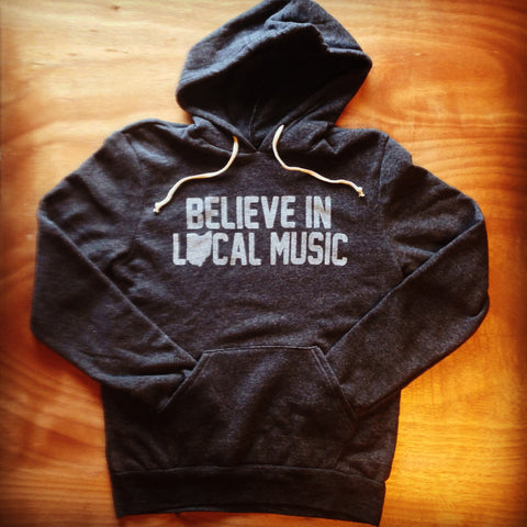 Believe In Local Music Poster