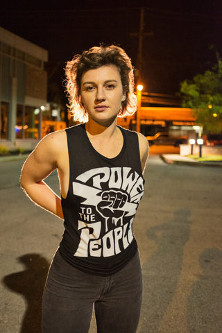 Women's Power to the People Tank