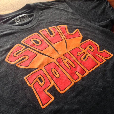Soul Power Rock Tee