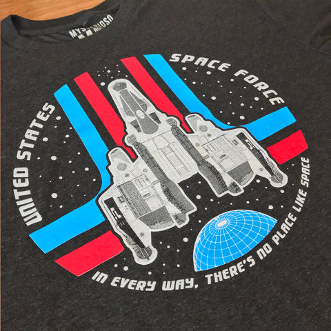 Space Force Rock Tee