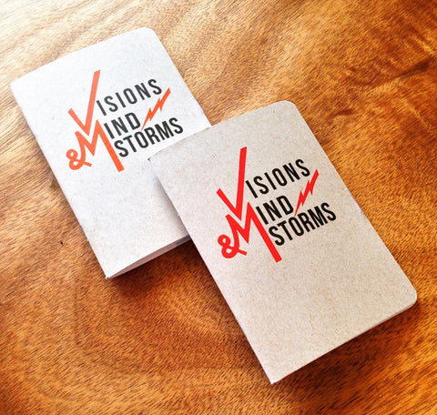 Visions & Mindstorms Pocket Journals