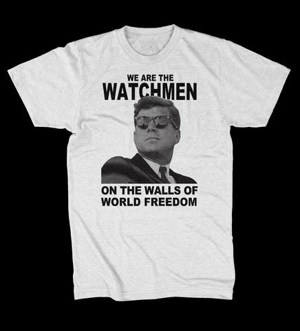 Watchmen On The Walls Rock Tee