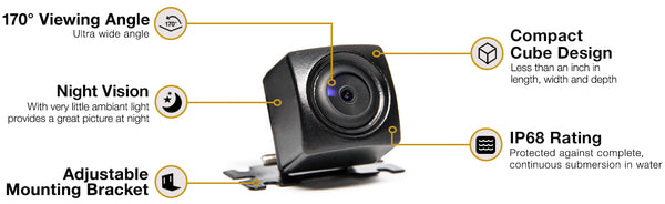 G-Series Backup Camera System | Auto Truck Depot