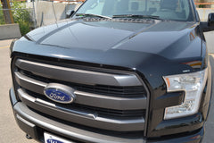 Form Fit Hood Protector on 2015 Ford F150