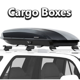 Cargo Boxes from Thule and Yakima