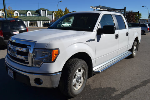 Nerf Board Installation on Ford F150 from Auto Truck Depot