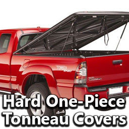 Hard One-Piece Tonneau Covers