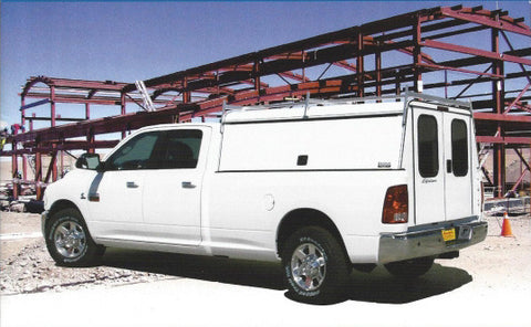 Arrow Workmate Canopies | Auto Truck Depot