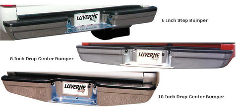 Luverne Heavy Duty Rear Truck Bumpers