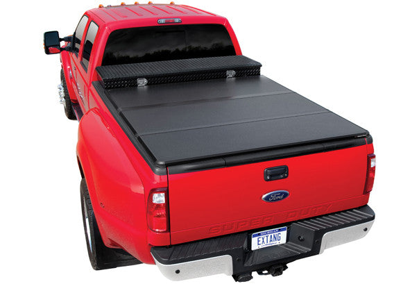 Extang Solid Fold 2.0 Toolbox Edition Tonneau Cover | Auto Truck Depot