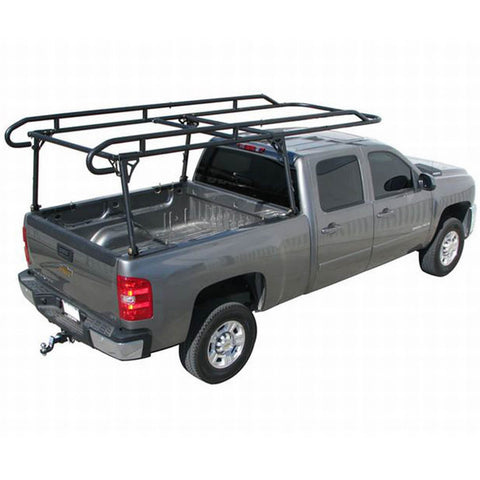 Paramount Full Size Truck Heavy Duty Contractors Rack, Black | Auto Truck Depot