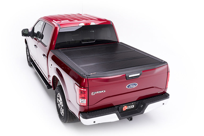 HD Tonneau Cover on a Ford pickup