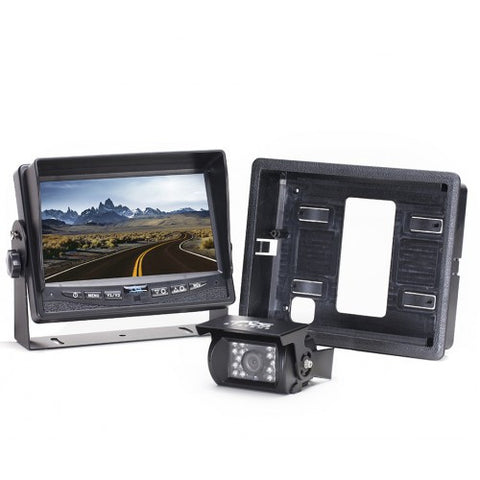 Backup Camera System with Flushmount Monitor RVS-7706133 | Auto Truck Depot