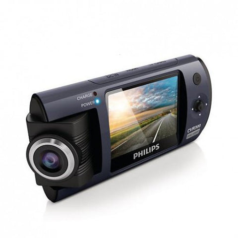 Phillips Car Dash Camera with Swivel Lens CVR300 | Auto Truck Depot