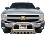 Luverne 3 Inch Stainless Steel Bull Bars