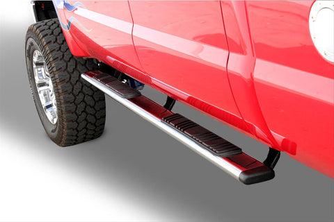 "Go Rhino 5"" OE Xtreme Low Profile Side Steps 