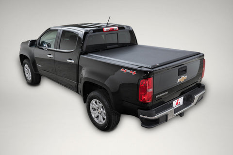 LEER Velocity Roll-Up Tonneau Cover