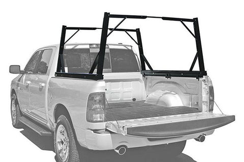 Dee Zee Invis-A-Rack Collapsible Cargo Management System | Auto Truck Depot
