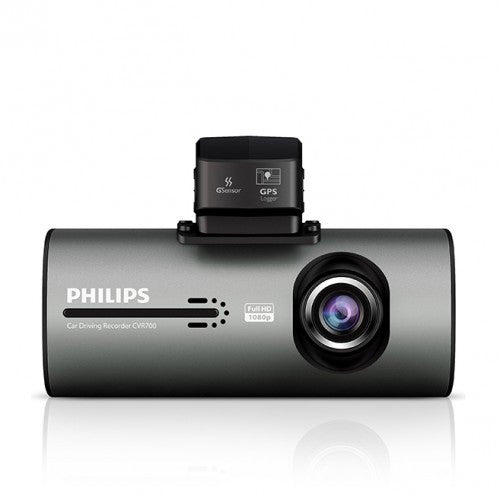 Phillips Car Dash Camera with GPS CVR700 | Auto Truck Depot