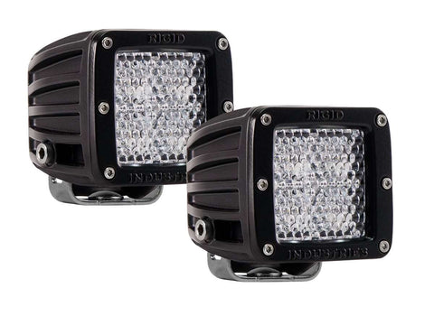 Rigid Industries Dually LED Light Diffused (Pair)