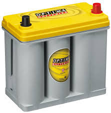 Optima YELLOWTOP High-Performance AGM Battery OPD34 | Auto Truck Depot