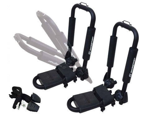 Swagman Folding Contour Roof Mount Kayak Carrier | Auto Truck Depot