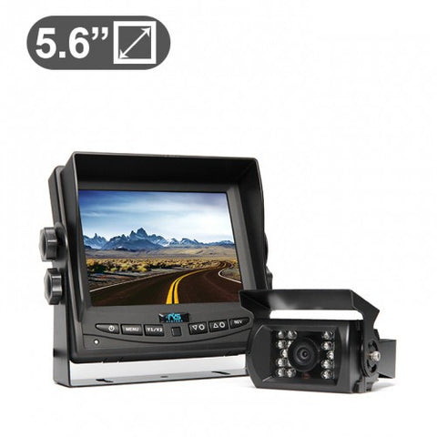 "Backup Camera System with 5.6"" Monitor RVS-7706033 