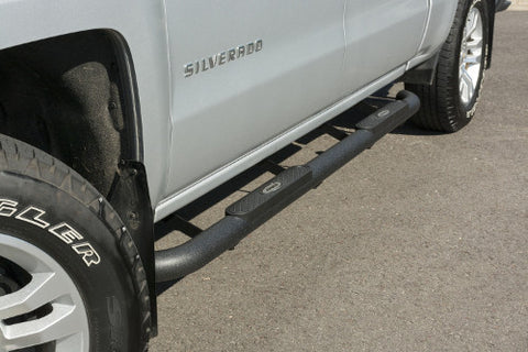 Aries 3 Inch Round Side Bars, Pro Series | Auto Truck Depot