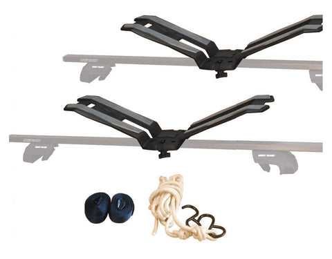 Exo Aero Roof Mount Kayak Carrier | Auto Truck Depot