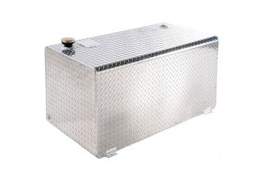 Rectangle Transfer Tank - Brite-Tread Aluminum (110 Gallon) DZ91753