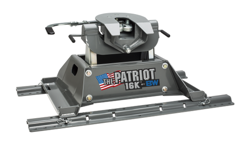 B&W Patriot 16K 5th Wheel Hitch | Auto Truck Depot