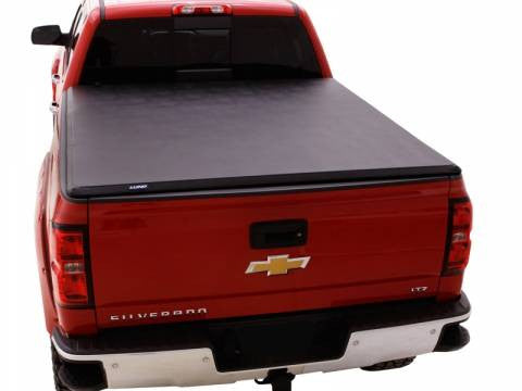 Truck bed of a Chevy