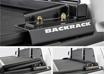 BACKRACK Tonneau Cover Adapter Brackets - 5000 Series