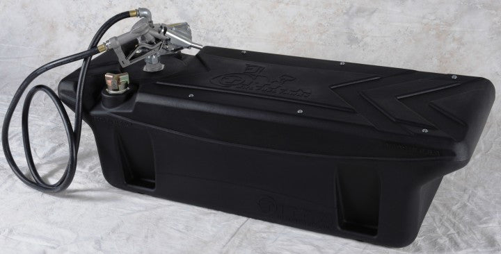 In-Bed, Diesel Transfer Tank with 12 Volt Pump & Nozzle (60 Gallon) | Auto Truck Depot