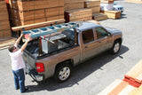 Use your rack and truck bed simultaneously without removing the tonneau cover
