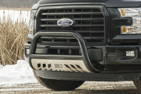 Aries 3 Inch Stealth Bull Bars
