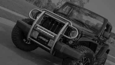 Aries Pro Series Jeep Grille Guard