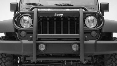 Aries Jeep Grille Guards