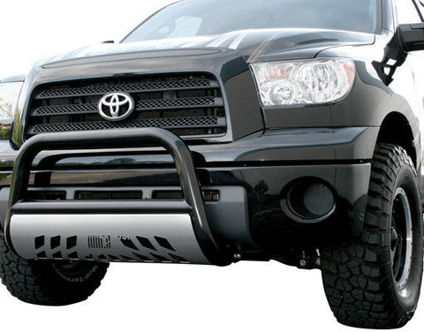 Aries 3 Inch High Gloss Black Bull Bars