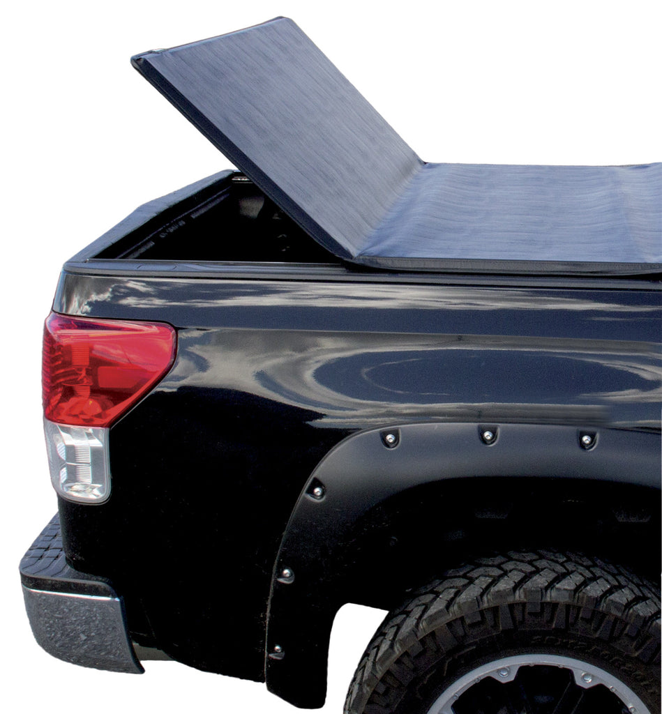 Soft Tri-Fold Tonneau Cover with LED Light | Auto Truck Depot